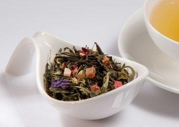 Elfentee  (Grün/Weißer Tee)