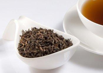 Pu-Erh-Tee Super Fine Grade -Roter Tee-