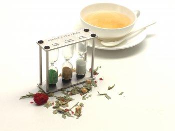 Teatimer / Sanduhr mit 3 - 4 - 5 Minuten