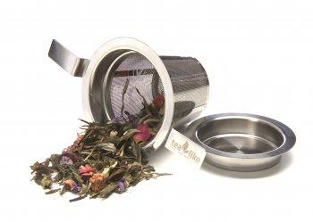 Teesieb tealiko aus rosfreiem Edelstahl