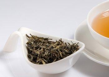 Weißer Tee Guangxi White Buds
