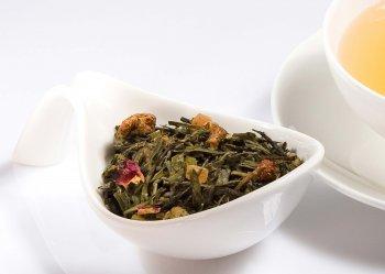 Engelskuß (Grün/Weißer Tee)